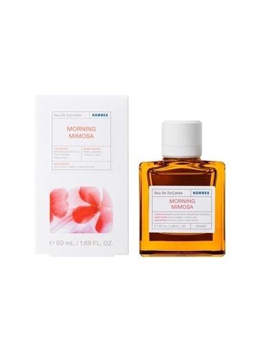 Korres Korres ning Mimosa EDT Parfüm 50 ml Renksiz